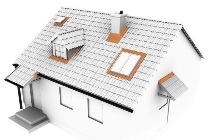 Viktiga tätningar på tak